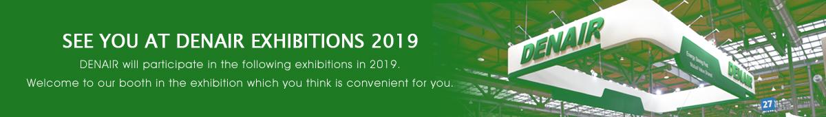 DENAIR Compressor Exhibition 2019