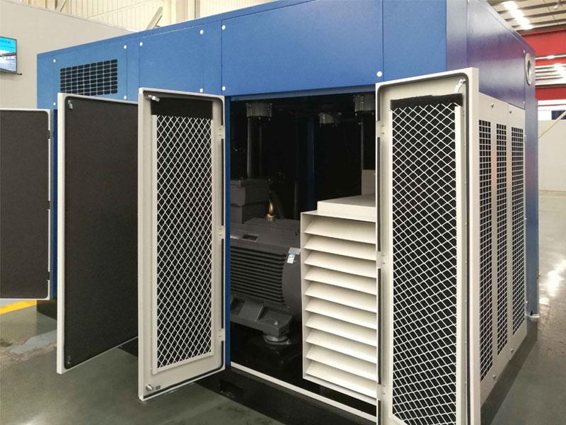 16bar high pressure screw air compressor,high pressure screw air compressor DAH