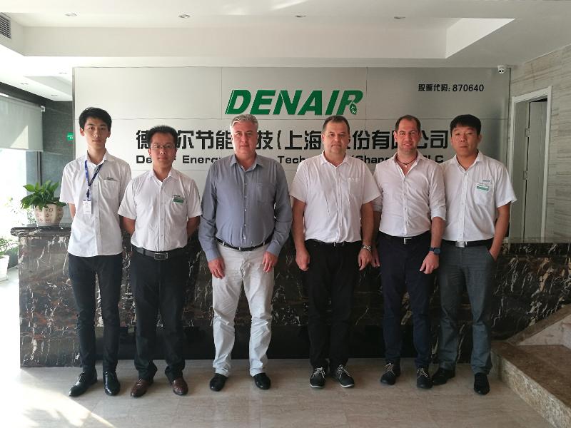 DENAIR Air Compressor