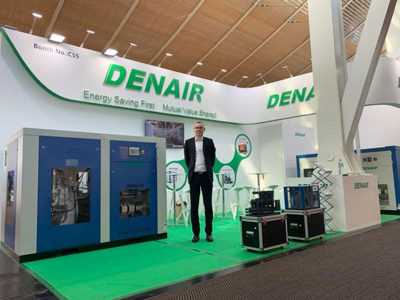 DENAIR at Hannover Meese