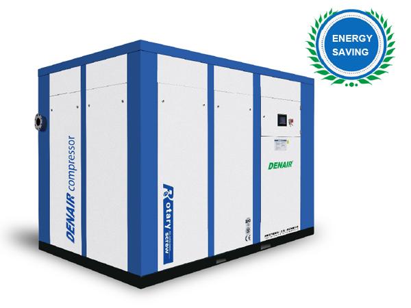 DENAIR energy saving screw air compressor interested by Bangladesh clients