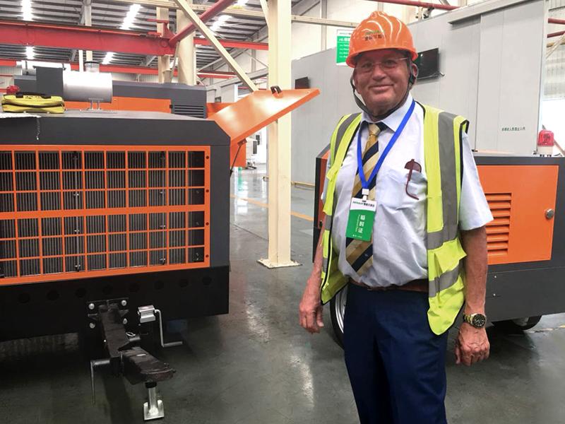 DENAIR Factory,DENAIR compressor in Israel