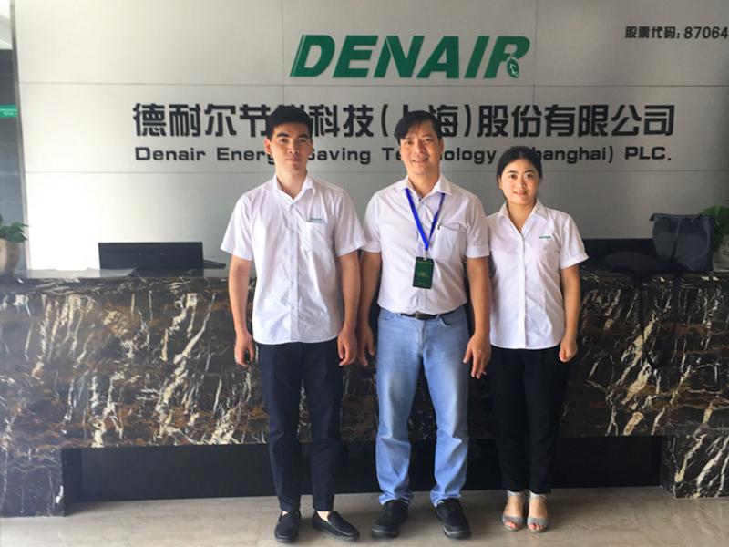 DENAIR Factory