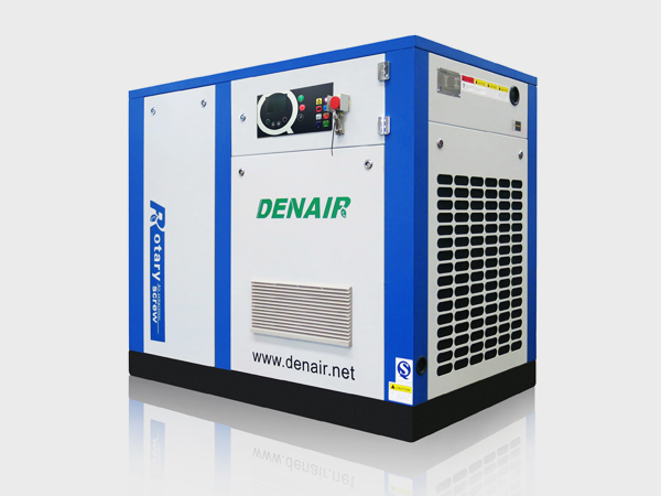 high oil content of compressed air in screw air compressor outlet